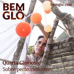 Hoje a Gloria fala sobre perfeccionismo e o quanto a gente se exige demais às vezes. Vem ver! #bemglo #quartagloriosa #perfeccionismo