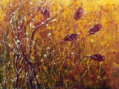 Joy Moore. Mixed technique on canvas.