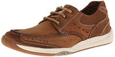 Clarks Men's Allston Edge Tan Lace-Up Shoes - 11 D(M) US: Boat shoe-inspired sneaker featuring moc-toe stitching and three-eye lace closure with metal eyelets Mesh trim at collar Ortholite insole Non-marking outsole Men's Clarks, Fashion Boots, Sneakers Fashion, Mens Fashion, Romeo Shoes, Boat Shoes, Men's Shoes, Leather Motorcycle Boots, Knights