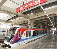 Pregopontocom Tudo: Metrô de Salvador - Estação Pirajá ganha horário a...