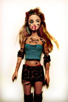rollerderby barbie - Google Search