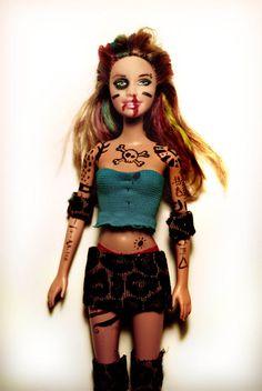 rollerderby barbie - Google Search