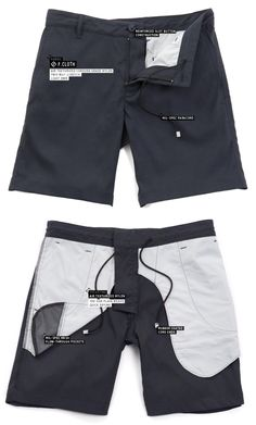 Outlier - New Way Shorts