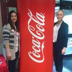Coca-Cola reps, including alumna  Lauren Petersen '14, are on campus over the noon hour talking about summer internships. Drop by the SUB between 11:30 & 1:30 to learn more! #loggersatwork #alwaysalogger @univpugetsound