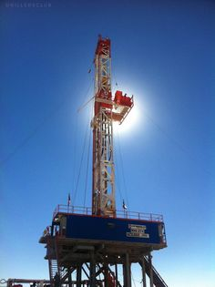 An old pic but still my favorite Oilfield Trash, Drilling Rig, Oil Industry, Oil Rig, Oil And Gas, Rigs, Oil Field, Ocean, Club