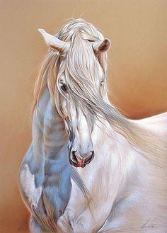 Andalusian Canvas Print / Canvas Art by Elena Kolotusha