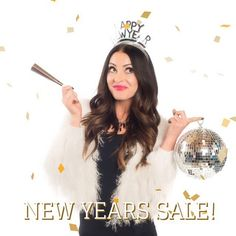 New Years SALE starts NOW!!! $5, $10, $15 and $20 Go to sexymodest.com and click on the New Years Sale tab. NOTHING OVER $20!!! Sale Info: Sale applies to the New Year Sale Tab only. We cannot adjust, combine, cancel or add to existing orders once the order has been placed. Please double check your order (size, color, address, etc). We will not price adjust anything purchased prior to the sale. We will not be restocking any items during the sale, everything available will be online. ALL…