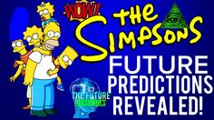 🔵THE SIMPSONS AMAZING FUTURE PREDICTIONS! DONALD TRUMP , ILLUMINATI, & M... Donald Trump Illuminati, Simpsons Cartoon, Future Predictions, Tv Shows Funny, Amazing, Messages, America, God, Nice