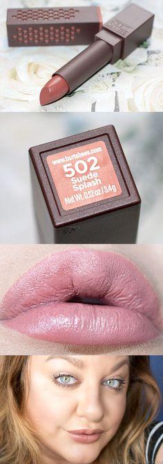 ac50f40894d4 20 Best burt s bees lipstick images