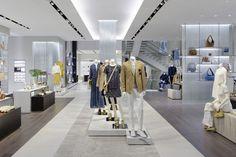 Michael Kors Regent Street flagship store, London – UK » Retail Design Blog