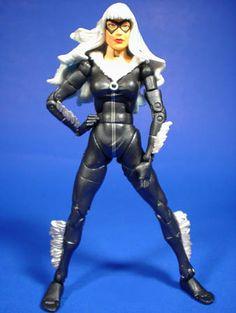 Black Cat, Toy Biz Marvel Legends