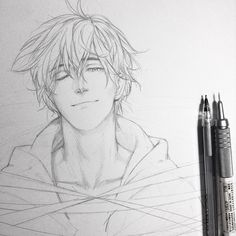 It's annoying when people draw super hot characters bc THEY'RE NOT REAL N IT MAKES ME V SAD