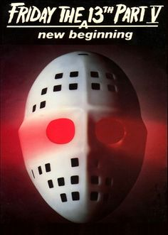2016 Day 11 : Friday The 13th Part V - A New Beginning