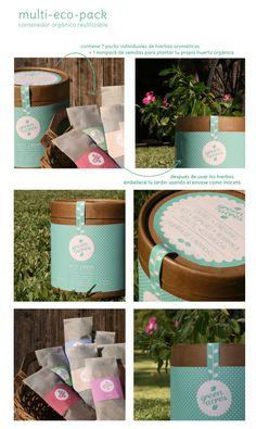 Ambito:Campaña social.   Ecopack que incluye semillas, el cual invitaría a sembrar flora representativa de Barranquilla, como cayenas , lluvia de oro o trinitarias.