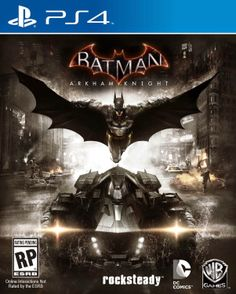 Batman-Arkham-Knight-Evening-the-Odds-Gameplay-Trailer-PS4-Games  The dark knight is back in this epic finale to the Arkham series. Set just after the events of Batman Arkham City.  #PS4Games #Playstation4games #Playstationgames #BatmanArkhamKnight #NewTrailer #BatmanArkhamKnightEveningTheOdds #Batman #BatmanArkham