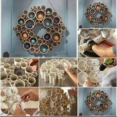 Crafts a great idea and very pleasant to view. Well done!!