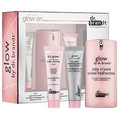 get your glow on kit by dr. brandt® - Dr. Brandt Skincare   Sephora
