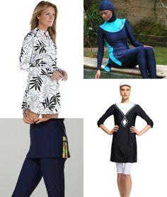 Jannah's List Picks Modest and Stylish Islamic Swimwear