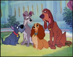 Find images and videos about disney and animal on We Heart It - the app to get lost in what you love. Disney Movies, Disney Pixar, Disney Stuff, Disney Characters, Walt Disney Signature, Disney Dogs, Cocker Spaniel Dog, Great Love Stories, Aristocats
