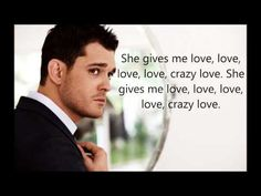 ▶ Crazy Love Lyrics by Michael Buble - YouTube