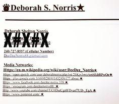 """♛DeeDee Norris- Today★""""DeeDee Norris- The SOUND Track """" by DeeDee Norris on Pandora. https://www.pandora.com/playlist/PL:15470650:556567682"""