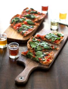 Entertaining Simplified :: Pizza and Beer | Thoughtfully Simple