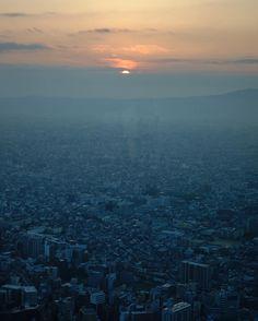 標高300mから朝日拝めたので始発で帰ります