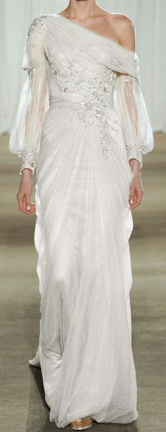 Marchesa. Gorgeous!                                                                                                                                                      More