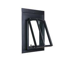 Metall Dachfenster 60 x 40 cm. Isoliert, Thermisch unterbrochen keine Kondenswaaserprobleme