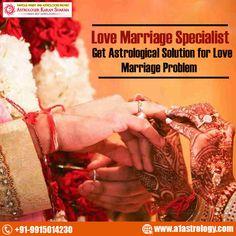Get #Astrological Solution for #Love #Marriage Problem. For more details visit: www.a1astrology.com