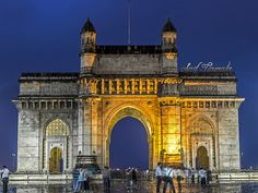 Gateway of India by saif380, via Flickr