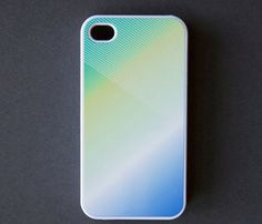 Color Gradation Case - iPhone 4 or 4s protective case