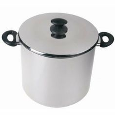Stainless Steel 12 Quart Stock Pot with Steel Lid . $43.97