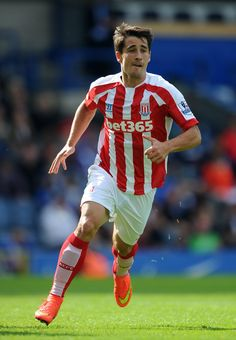 Bojan Krkic of Stoke City