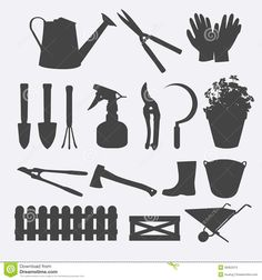 Gardening Tools Names    You Can Get More Details By Clicking On The Image.
