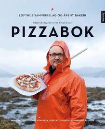 Samvirkelagsbestyrer Eirik Sevaldsens pizzabok av John Rørdam (Innbundet)