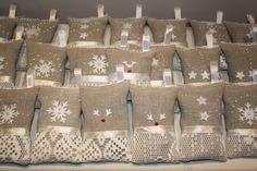 Lavender filled bags with stars from www.masnimesi.net