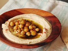 Israeli-Style Extra-Smooth HummusReally nice recipes. Every Mein Blog: Alles rund um die Themen Genuss & Geschmack Kochen Backen Braten Vorspeisen Hauptgerichte und Desserts # Hashtag