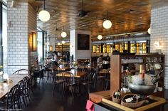 LOEWY- Bar & Restaurant in Jakarta excels with relaxed comfort ...