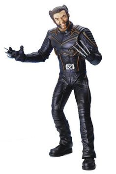 13in Deluxe Poseable Wolverine by Toy Biz @ niftywarehouse.com #NiftyWarehouse #Xmen #Marvel #X-Men #Comics #Geek #ComicBooks
