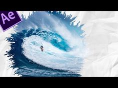 The kaptainkristian Effect - After Effects Animation Tutorial - YouTube