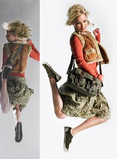 RocketDog Ricki Lee, Samurai, Model, Accessories, Scale Model, Models, Template, Samurai Warrior