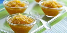 Cocada mole de laranja