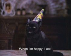 I think I related to Salem more than Sabrina. Salem Sabrina, Sabrina Cat, Funny Relatable Quotes, Funny Memes, Ironic Quotes, Salem Cat, Little Bit, Teenager Quotes, Film Quotes