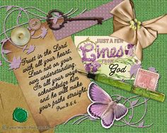 Trust in the Lord with all your heart!  https://www.facebook.com/PostcardsFromGod/