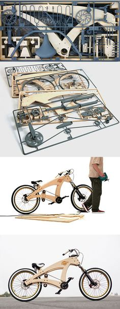 DIY Sawyer Lowrider Bicycle Kit Might Be Coolest Ever - TechEBlog