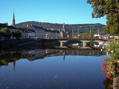 I would love to return to Chateaulin, France one day.