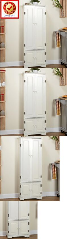 cabinets and cupboards extra tall kitchen cabinet pantry storage cupboard weathered white solid wood