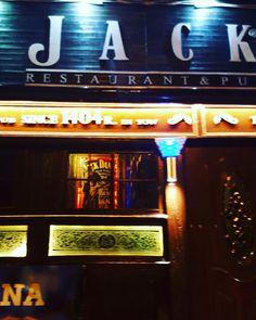 Zapraszamy do Jack'a! My już tam jesteśmy. Rusz tyłek i wpadnij na imprezę  :) #bydgoszcz #jackpub #rusztylek #wyjdz #impreza