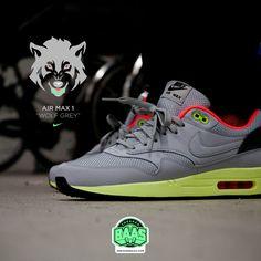 newest bc2de 06209  nike  airmaxone  wolfgrey  sneakerbaas  baasbovenbaas  yeezy Nike Air Max  One